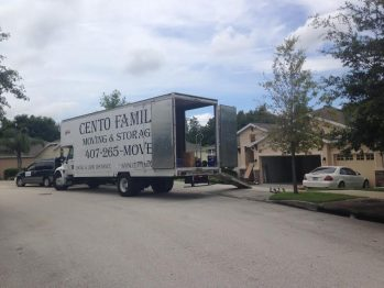 Orlando Moving Company Moves 1,000th Central Florida Resident