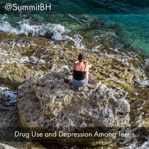 Drug Use And Depression Among Teens