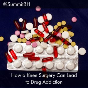 How A Knee Surgery Can Lead To Drug Addiction