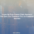 Camfil Announces Free Quick Cost Comparison Tool For Commercial Industries