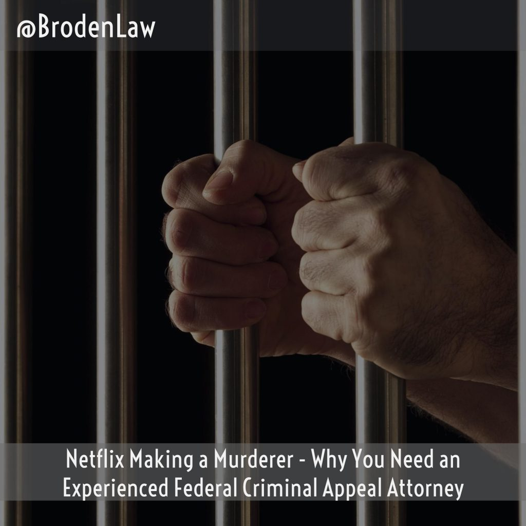 Why You Need An Experienced Federal Criminal Appeal Attorney