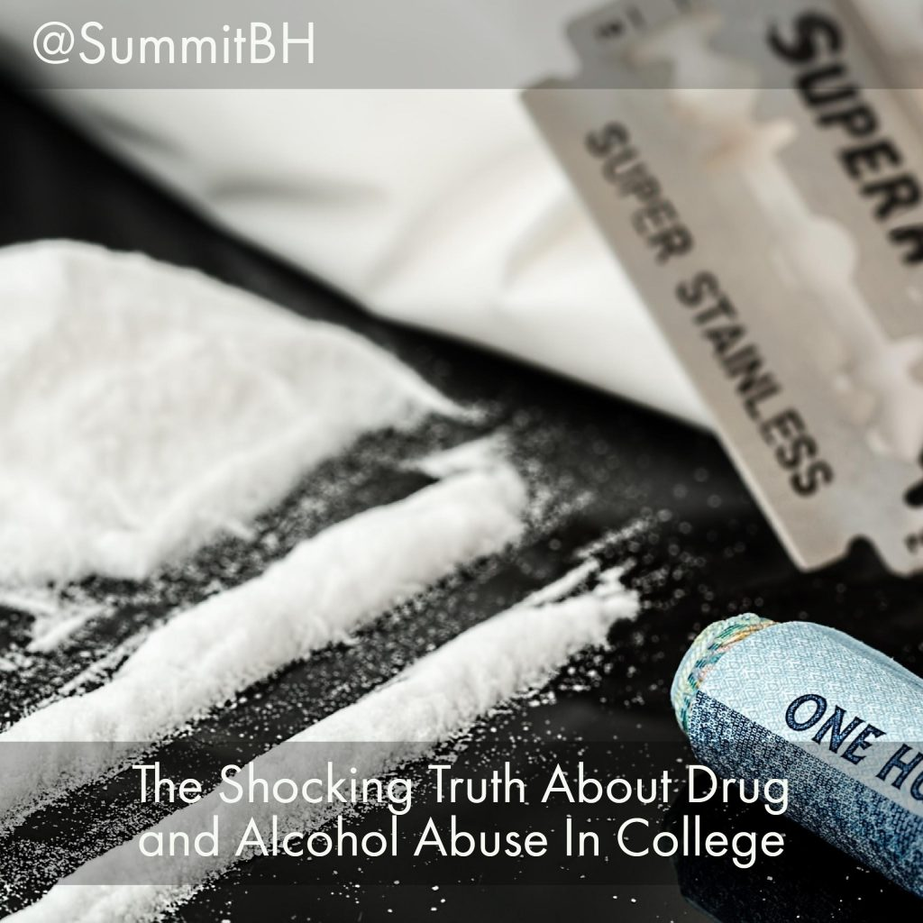 The Shocking Truth About Drug And Alcohol Abuse In College