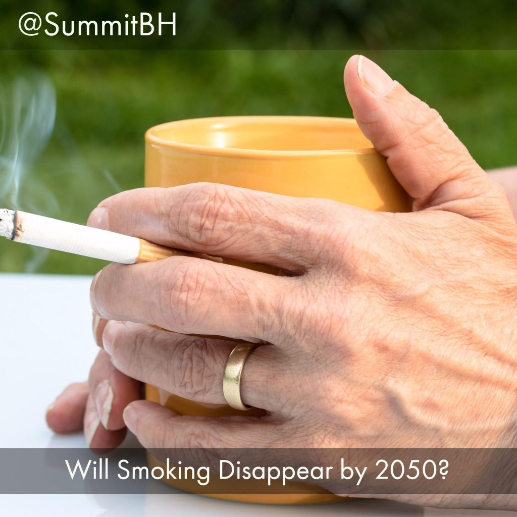 Will Smoking Disappear By 2050?