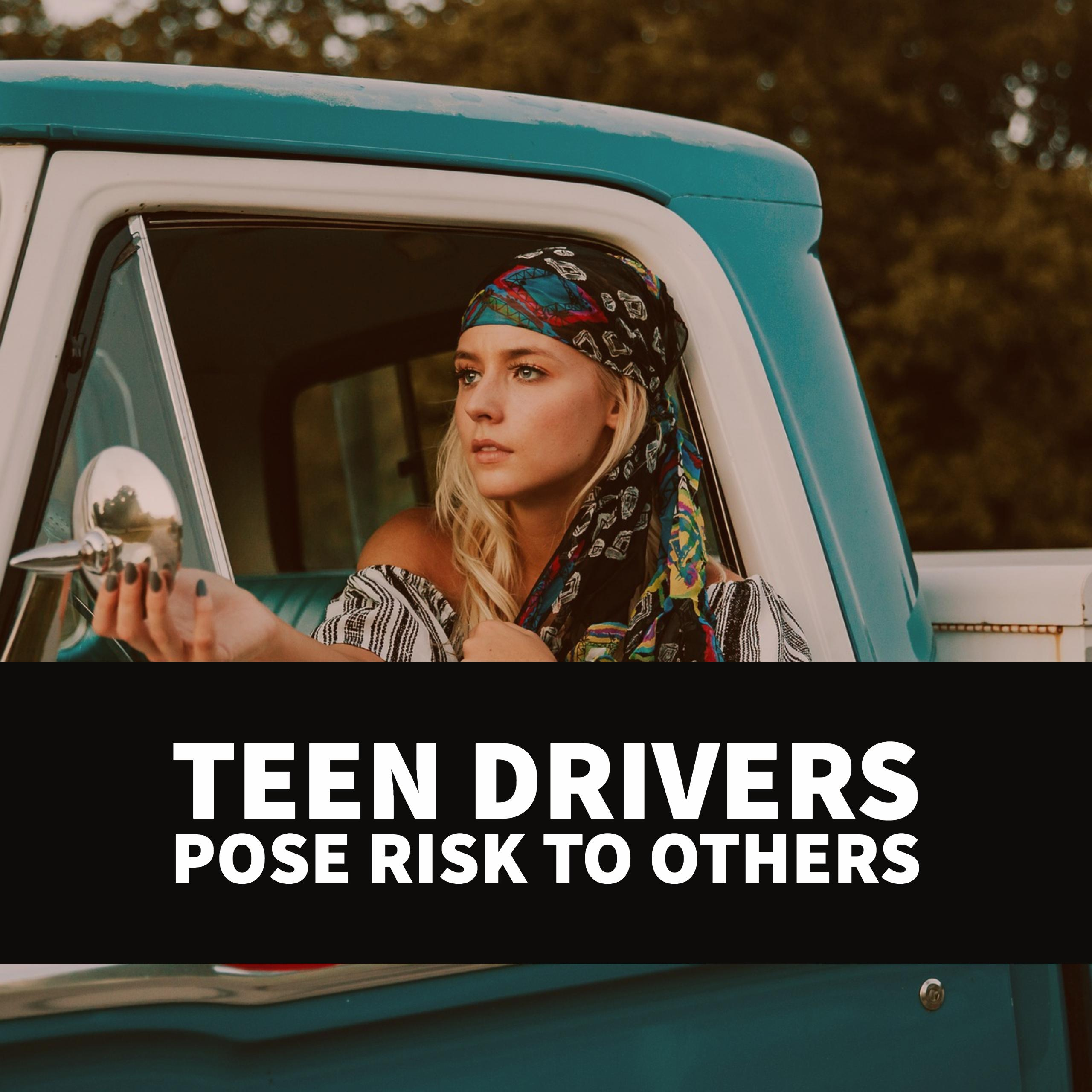 the risk factors for young drivers Problem: young drivers, particularly those who are newly licensed, have a very  high crash risk this paper examines the risk factors underlying.
