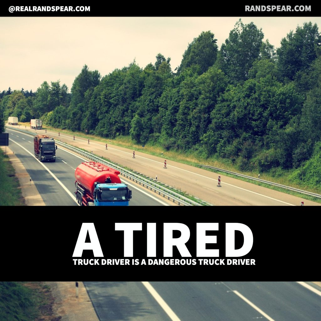 Drivers Forced To Break Rules Says Philadelphia Truck Accident Lawyer Rand Spear