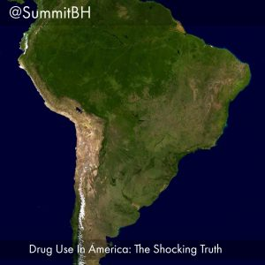 Drug Use In America: The Shocking Truth