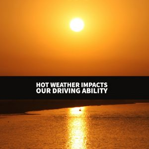 Hot Weather & Bad Drivers No Coincidence: Boca Car Accident Lawyer Joe Osborne