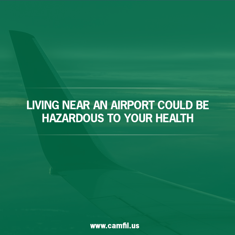 Living Near An Airport Could Be A Matter Of Life And Death