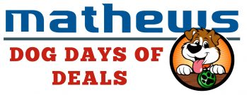 Mathews Ford Oregon Presents The Dog Days of Deals to Benefit Animal Shelters