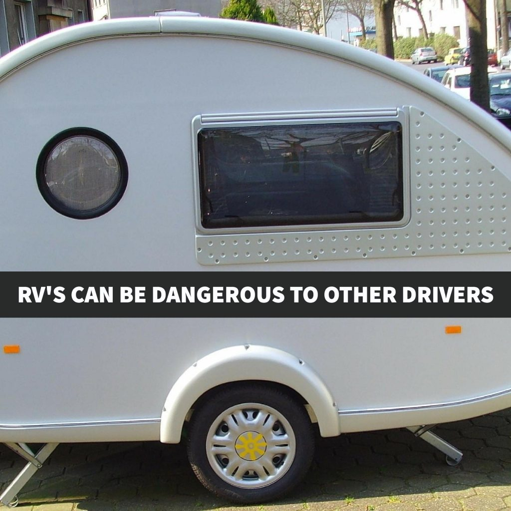 RV's Fun for Owners, Dangerous to Others: Boca Car Accident Lawyer Joe Osborne
