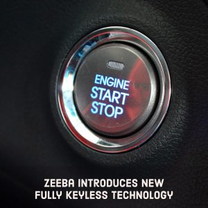 Zeeba Introduces New Fully Keyless Technology