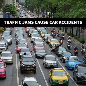 Traffic Jams Are More Than A Nuisance Says Boca Car Accident Lawyer Joe Osborne
