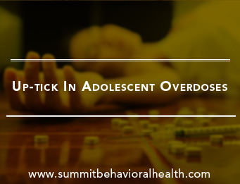Drug Addiction Expert Breaks Down The Up-tick In Adolescent Overdoses