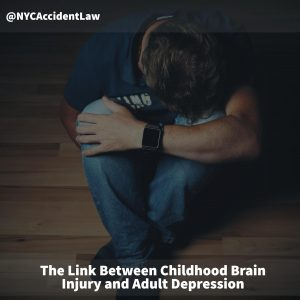 The Link Between Childhood Brain Injury And Adult Depression