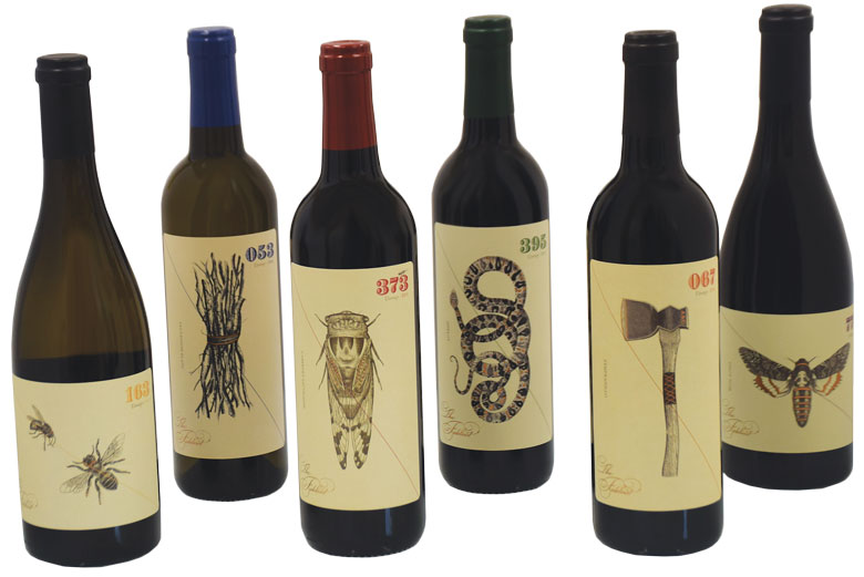 Judges Award Wine Packaging Design Honors