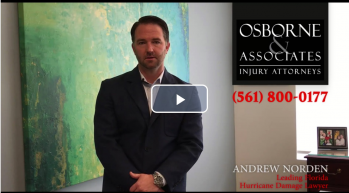 Florida Hurricane Damage Lawyer Offers Info On Filing Property Insurance Claims
