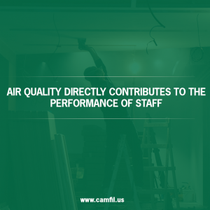 How To Improve Indoor Air Quality & Productivity
