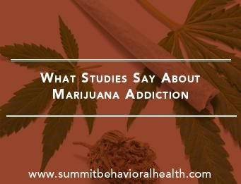 Marijuana And Addiction