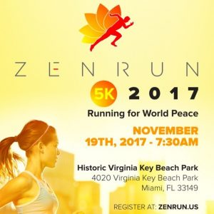 ZENRUN 5K Race Takes Meditative Running To A New Level Worldwide