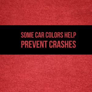 Car Color Impacts Risk Of An Accident Says Boca Car Accident Lawyer Joe Osborne