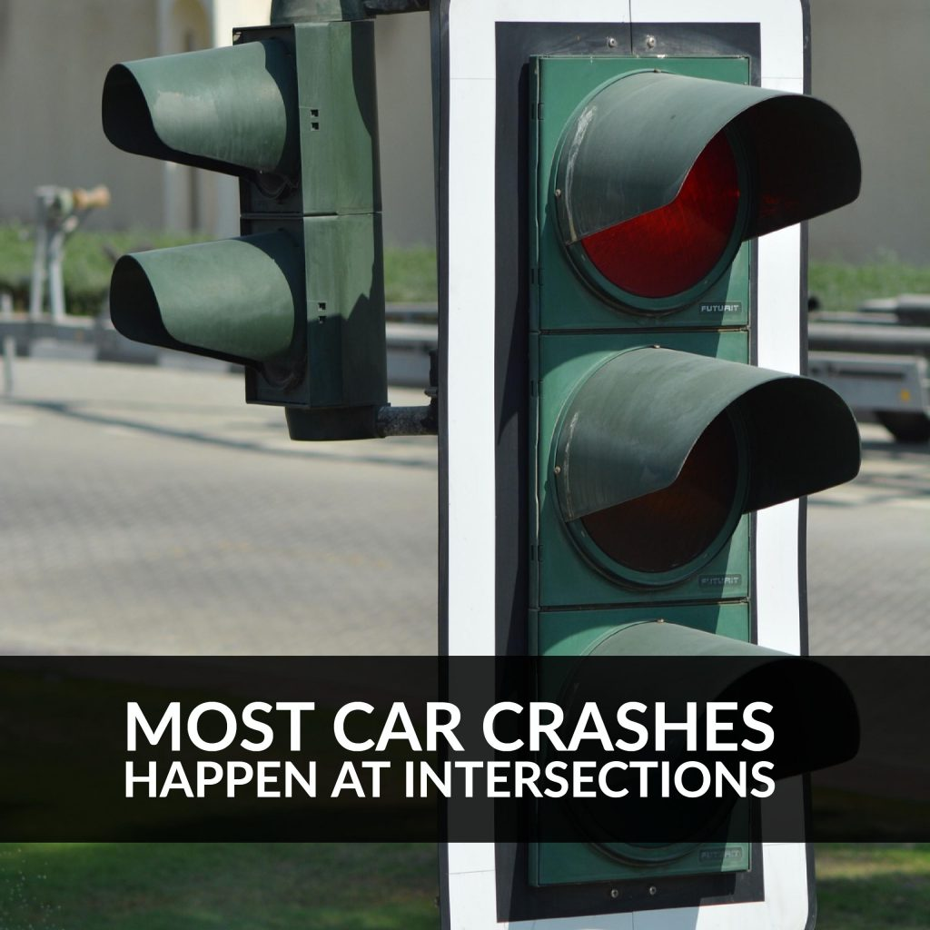 Most Accidents Are At Intersections Warns Boca Car Accident Lawyer Joe Osborne