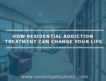 How Residential Addiction Treatment Can Change Lives