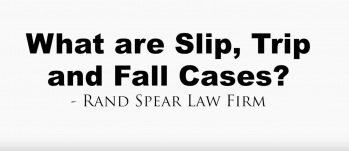 Philadelphia Slip And Fall Accident Attorney – What Are Slip And Fall Accidents?