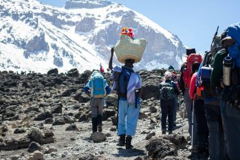 Altezza Travel Selects the Best Mountain Guides for Climbing Kilimanjaro