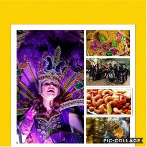 Mardi Gras in Jefferson County, Texas