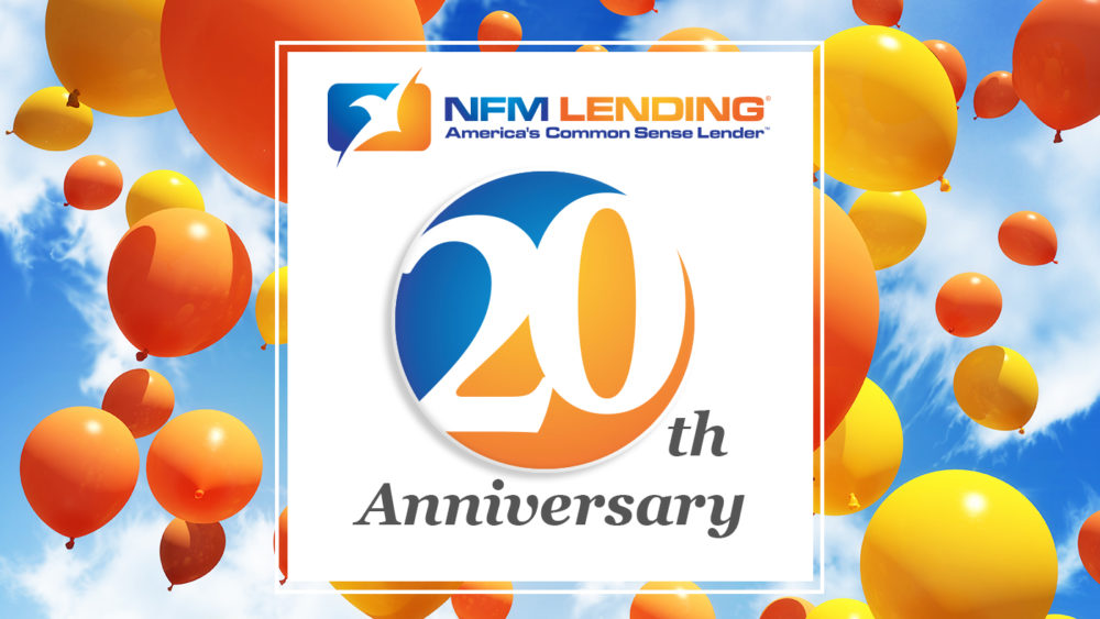 NFM Lending Celebrates 20th Anniversary