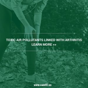 Are Toxic Air Pollutants Linked With Arthritis