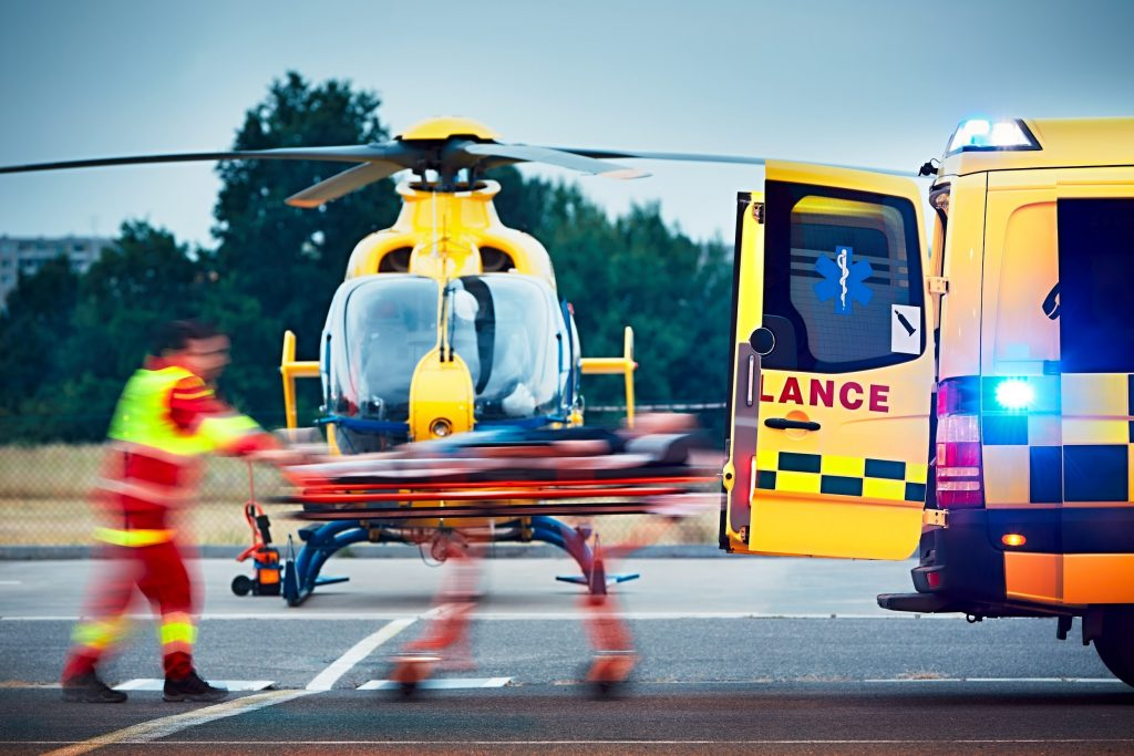 Common Helicopter Accident Injuries