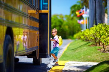 Herbert Law Group Contributes to Community Awareness of School Bus Stop Safety
