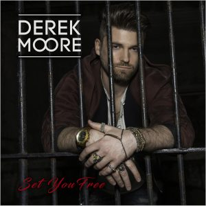 "Derek Moore Announces New Album, Shares New Single ""Spin Round"": Listen"