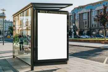 Camfil Offers Clean Air with New Bus Shelters