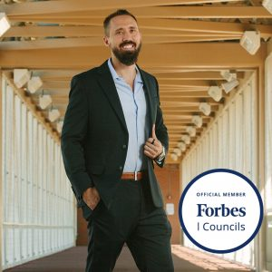 SEO National's Damon Burton accepted into Forbes Agency Council