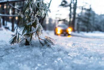 Snow Tires Lower Your Chance of Winter Car Accidents
