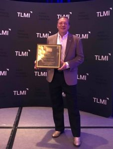Columbine Label Company is the winner of TLMI's 2019 Eugene Singer Award