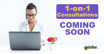 Grinfer Announces Launch of 1-on-1 Consultations in Addition to Online Courses