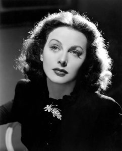 Sustainable Living/Energy Inventor Kenneth W. Welch Jr. talks about Hedy Lamarr