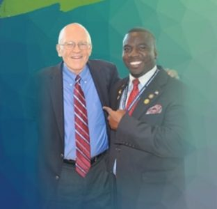 LEADERSHIP GURU KEN BLANCHARD & AUTHOR GIBSON SYLVESTRE  SEEK UNITY AMID GEORGE FLOYD PROTESTS