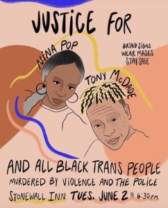 The de Castellane Foundation is Committed to Defending Black Lives During Pride Month and Beyond.