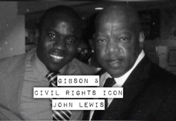 SOCIALLY CONSCIOUS CEO GIBSON SYLVESTRE LAUNCHES VIRTUAL VOLUNTEER PROGRAM TO HONOR ICON JOHN LEWIS