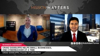 Craig Goodliffe Helps Small Businesses, One Cyberbacker at a Time – Press Releases