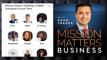 Mission Matters Building Highly Functional Virtual Teams – Press Releases