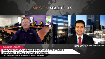 Tim Conn's Fool-proof Franchise Strategies Empower Small Business Owners – Press Releases